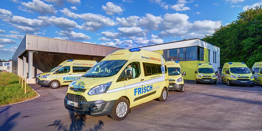 Ambulanz Frisch